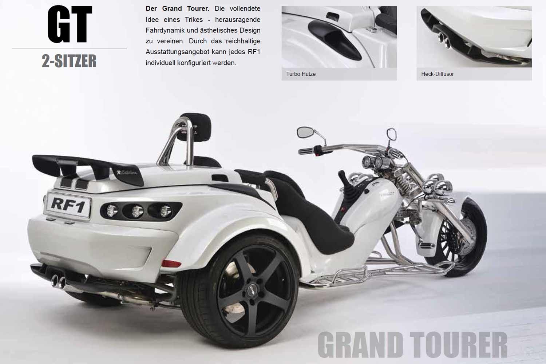 rewaco Modell GT Trike