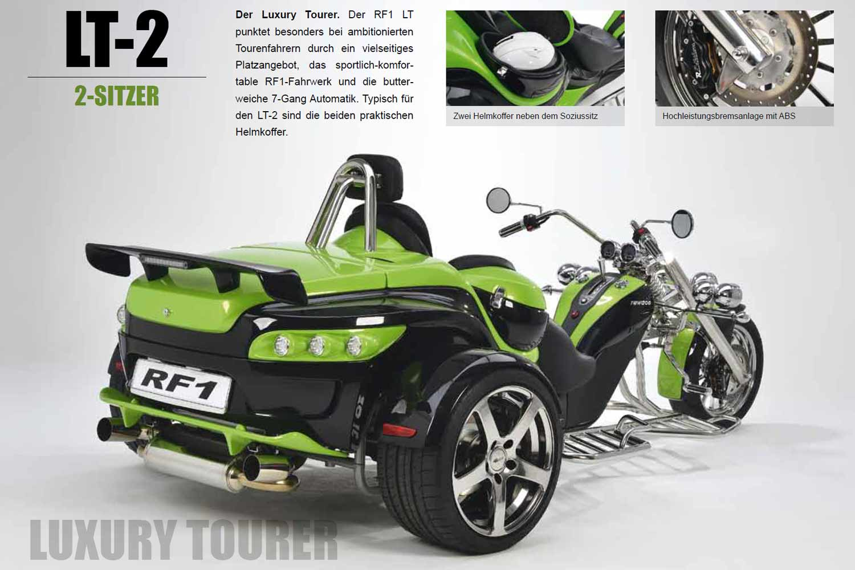 rewaco Modell LT2 Trike