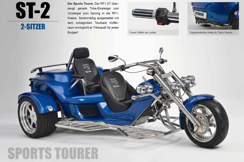 rewaco Modell ST2 Trike